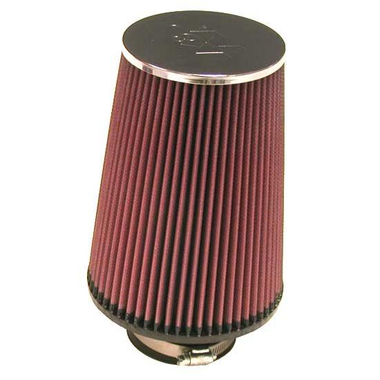 K&N RC-5106 Powersports Air Filter, 8in Tall, Round Tapered