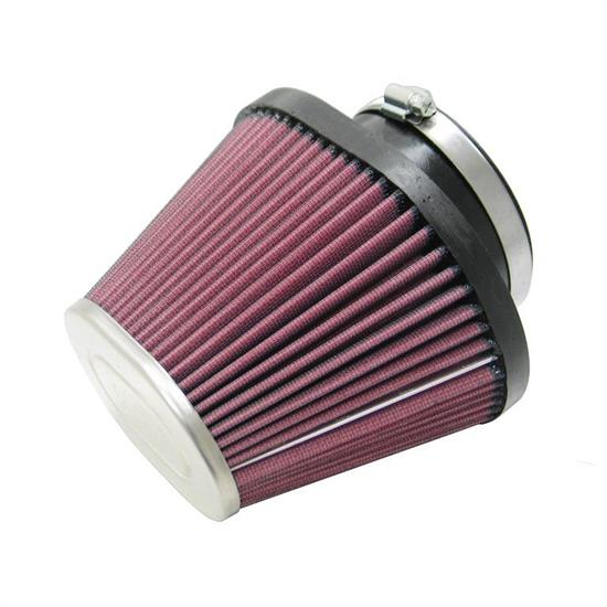 K&N RC-5129 Powersports Air Filter, 5in Tall, Oval Tapered