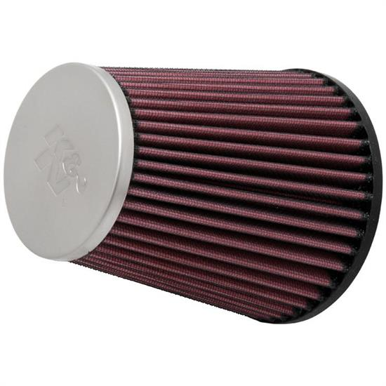 K&N RC-5131 Performance Air Filters, 5.5in Tall, Round Tapered
