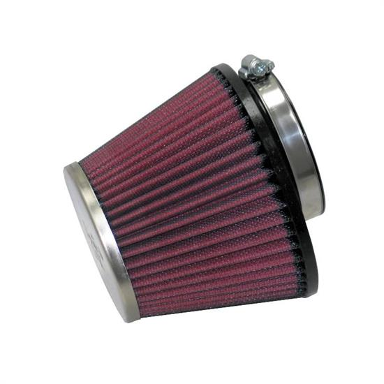 K&N RC-5134 Powersports Air Filter, 4.688in Tall, Round Tapered