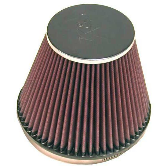 K&N RC-5138 Performance Air Filters, 5in Tall, Round Tapered
