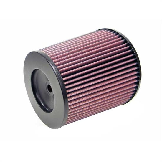 K&N RC-5142 Air Filter, 8in Tall, Round Tapered