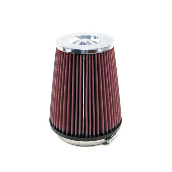 K&N RC-5149 Performance Air Filters, 6.5in Tall, Round Tapered