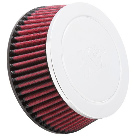 K&N RC-5154 Performance Air Filters, 2.563in Tall, Round Tapered