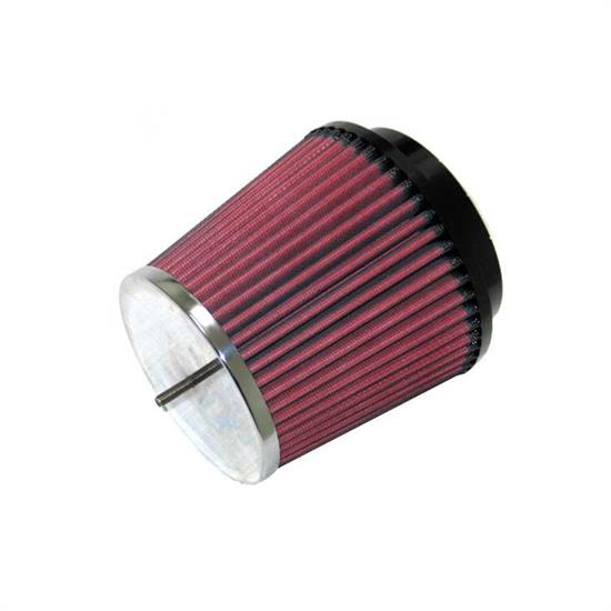 K&N RC-5156 Performance Air Filters, 5in Tall, Round Tapered