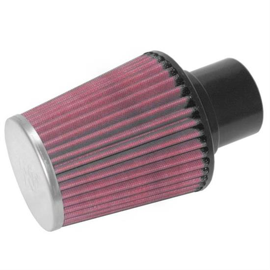 K&N RC-5157 Powersports Air Filter, 4.938in Tall, Round Tapered