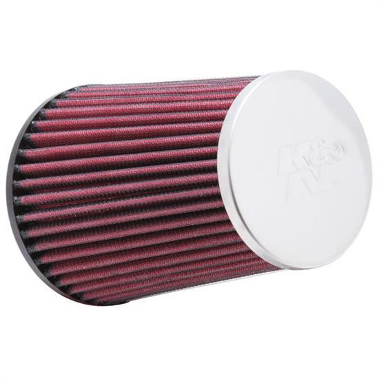 K&N RC-5159 Powersports Air Filter, 6in Tall, Round Tapered