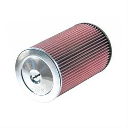 K&N RC-5165 Performance Air Filters, 12.5in Tall, Round Tapered