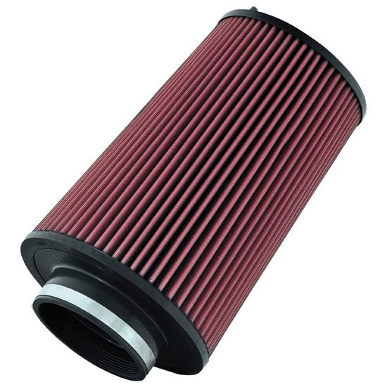 K&N RC-5166 Air Filter, 12in Tall, Round Tapered