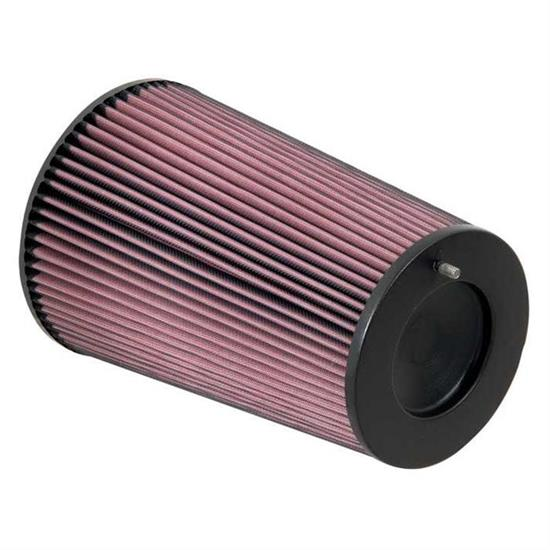 K&N RC-5169 Lifetime Performance Air Filter, 12in Tall, Round Tapered