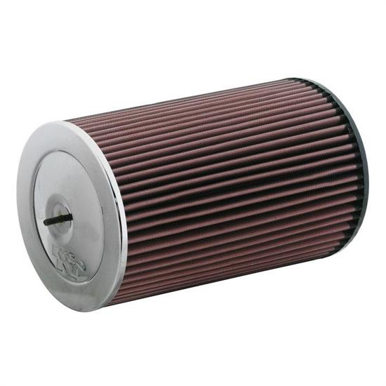 K&N RC-5181 Performance Air Filters, 11.5in Tall, Round Tapered