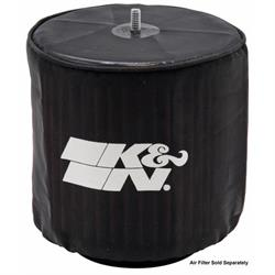 K&N RC-5182DK  Air Filter Wrap, 5in Tall, Black