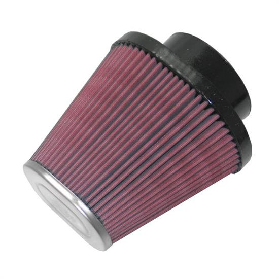 K&N RC-70001 Performance Air Filters, 6.5in Tall, Oval Straight