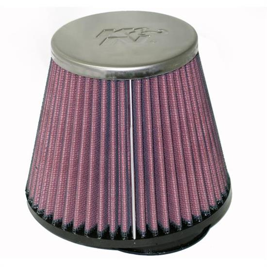 K&N RC-70032 Powersports Air Filter, 4.406in Tall, Oval Straight