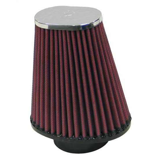 K&N RC-70040 Performance Air Filters, 5.5in Tall, Oval Tapered