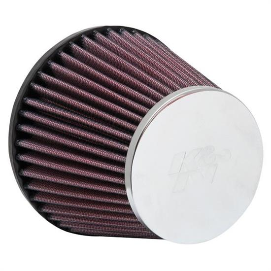 K&N RC-8070 Performance Air Filters, 4.313in Tall, Round Tapered