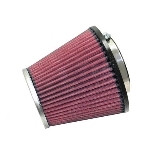 K&N RC-8090 Performance Air Filters, 5.5in Tall, Round Tapered