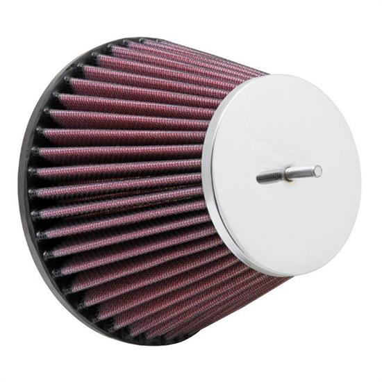 K&N RC-8200 Performance Air Filters, 4.25in Tall, Round Tapered