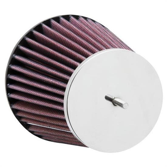 K&N RC-8220 Performance Air Filters, 4.625in Tall, Round Tapered