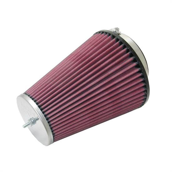 K&N RC-8260 Performance Air Filters, 7.844in Tall, Round Tapered