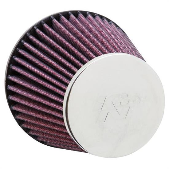 K&N RC-8300 Powersports Air Filter, 4.313in Tall, Round Tapered