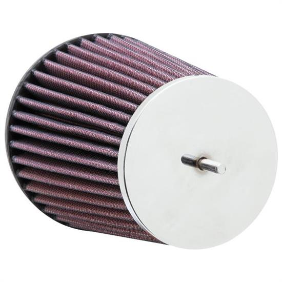 K&N RC-8340 Performance Air Filters, 5.313in Tall, Round Tapered