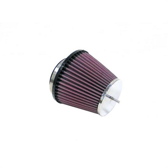 K&N RC-8390 Performance Air Filters, 4.5in Tall, Round Tapered