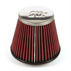 K&N RC-8410 Performance Air Filters, 4.344in Tall, Round Tapered