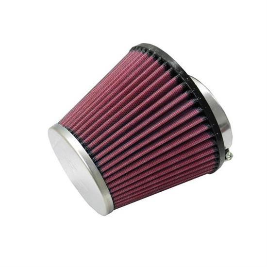 K&N RC-8470 Performance Air Filters, 4.969in Tall, Round Tapered