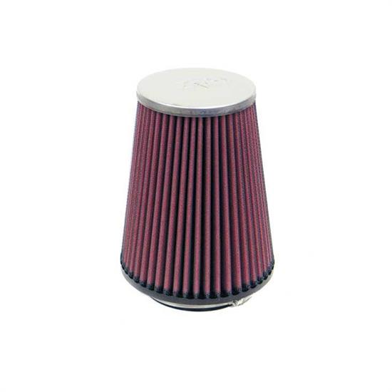 K&N RC-9070 Performance Air Filters, 5.906in Tall, Round