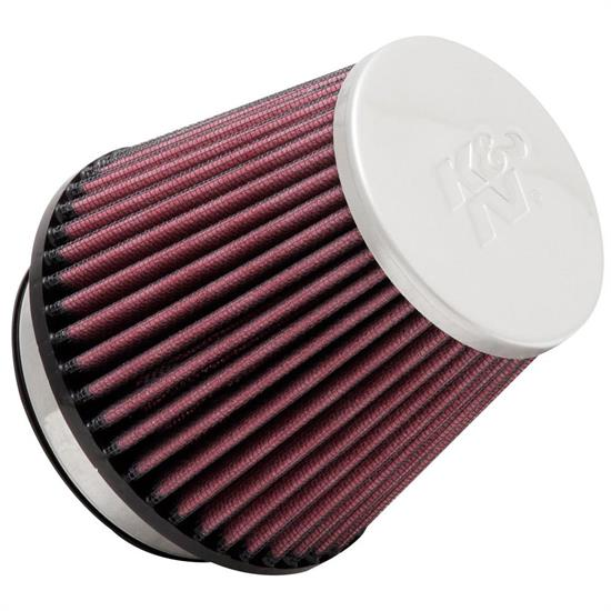 K&N RC-9160 Performance Air Filters, 4.375in Tall, Round Tapered