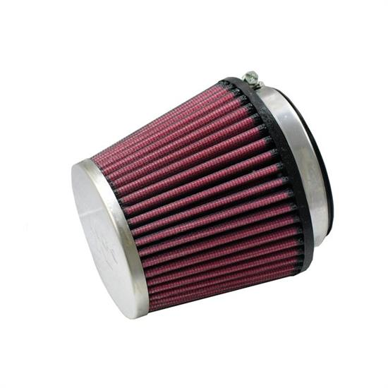 K&N RC-9280 Performance Air Filters, 4.438in Tall, Round Tapered