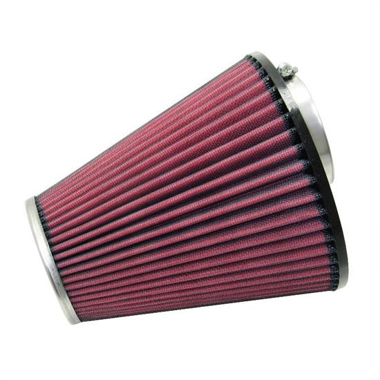 K&N RC-9290 Performance Air Filters, 7.719in Tall, Round Tapered