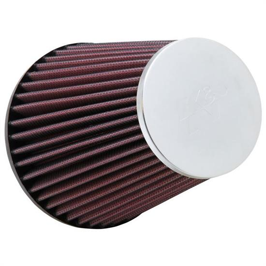 K&N RC-9340 Powersports Air Filter, 6in Tall, Round Tapered