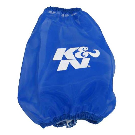 K&N RC-9350DL DryCharger Air Filter Wrap, 4.875in Tall, Blue