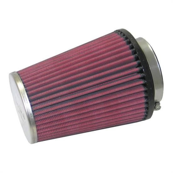 K&N RC-9360 Powersports Air Filter, 5.938in Tall, Round Tapered