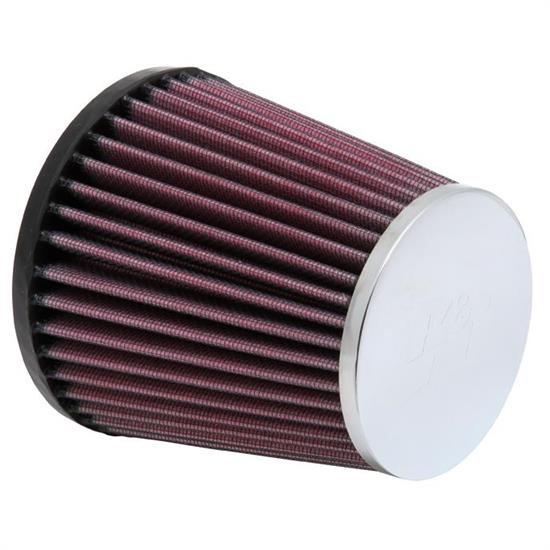 K&N RC-9380 Performance Air Filters, 4.813in Tall, Round Tapered