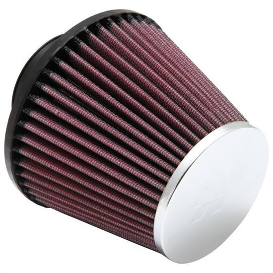 K&N RC-9390 Performance Air Filters, 4.313in Tall, Round Tapered