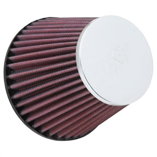 K&N RC-9400 Powersports Air Filter, 4.375in Tall, Round Tapered