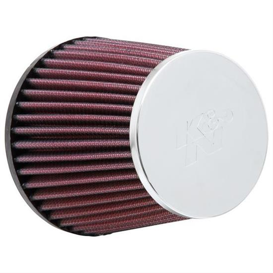 K&N RC-9410 Powersports Air Filter, 4.313in Tall, Round Tapered