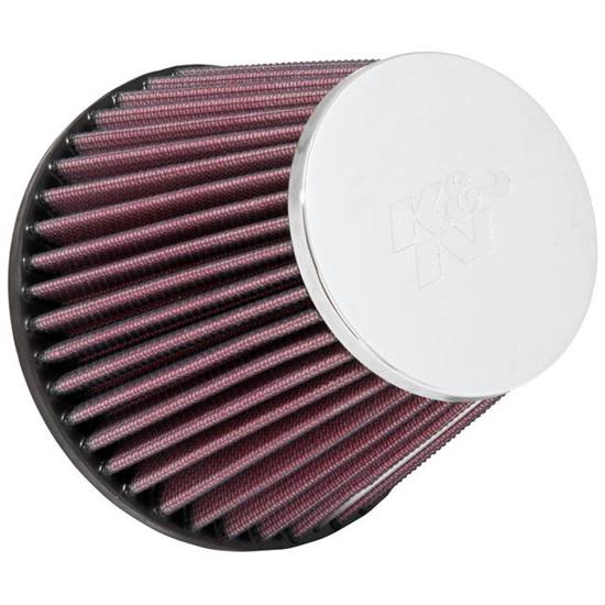 K&N RC-9420 Performance Air Filters, 4.5in Tall, Round Tapered