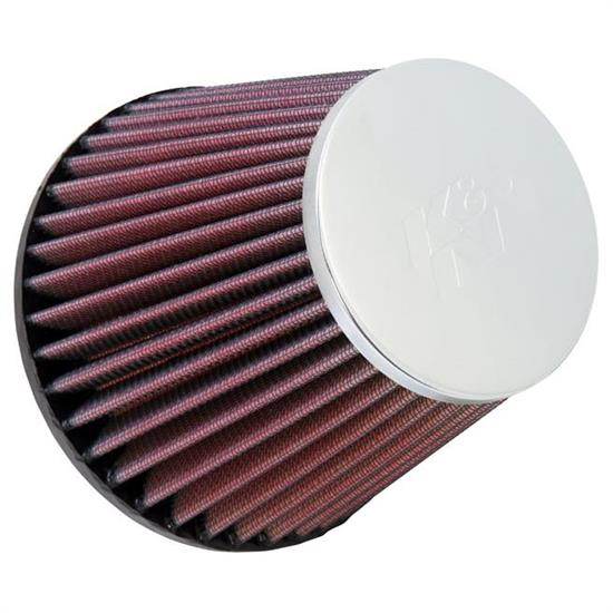 K&N RC-9440 Performance Air Filters, 4.563in Tall, Round Tapered