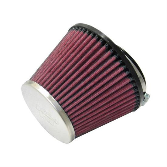K&N RC-9560 Performance Air Filters, 4.563in Tall, Round Tapered