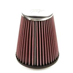 K&N RC-9590 Performance Air Filters, 6in Tall, Round Tapered