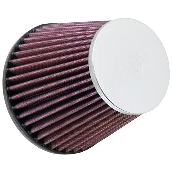 K&N RC-9690 Performance Air Filters, 4.688in Tall, Round Tapered