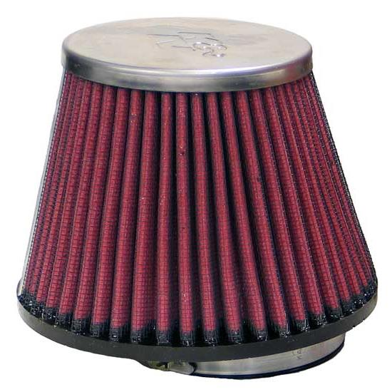 K&N RC-9700 Performance Air Filters, 3.75in Tall, Round Tapered