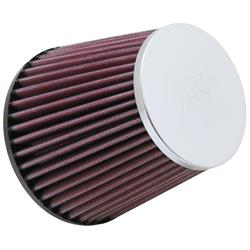 K&N RC-9770 Performance Air Filters, 4.375in Tall, Round Tapered