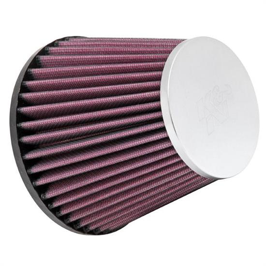 K&N RC-9780 Performance Air Filters, 4.563in Tall, Round Tapered