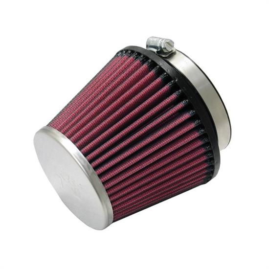 K&N RC-9790 Performance Air Filters, 3.875in Tall, Round Tapered