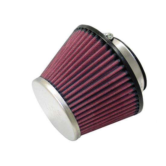 K&N RC-9830 Performance Air Filters, 4.188in Tall, Round Tapered